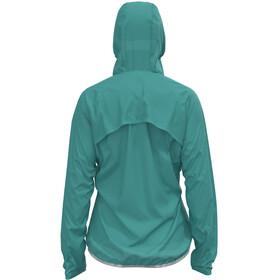 Odlo Zeroweight Dual Dry Water Resist Jacket Women jaded